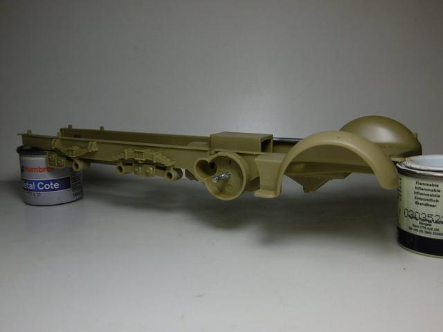 SD.KFZ. 8ton Flak 3.7cm Semi-chenillé 1/35 [ Tamiya ] 16021008530321038613964812