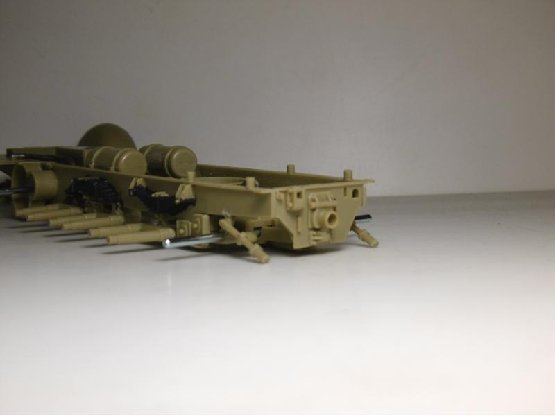 SD.KFZ. 8ton Flak 3.7cm Semi-chenillé 1/35 [ Tamiya ] 16021311183921038613970795