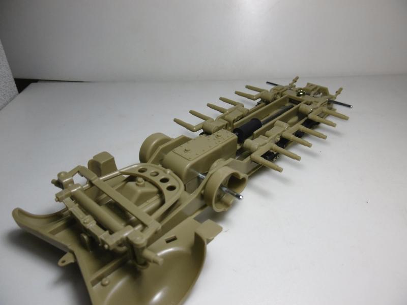 SD.KFZ. 8ton Flak 3.7cm Semi-chenillé 1/35 [ Tamiya ] 16021311184621038613970797