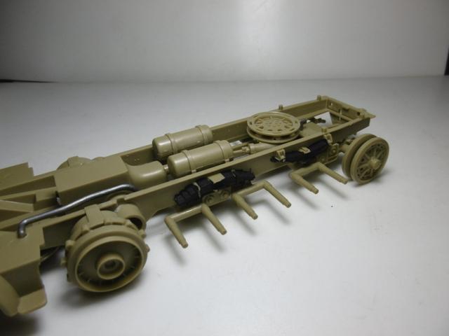 SD.KFZ. 8ton Flak 3.7cm Semi-chenillé 1/35 [ Tamiya ] 16021311185921038613970800