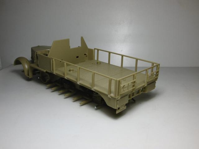 SD.KFZ. 8ton Flak 3.7cm Semi-chenillé 1/35 [ Tamiya ] 16021409262821038613973778