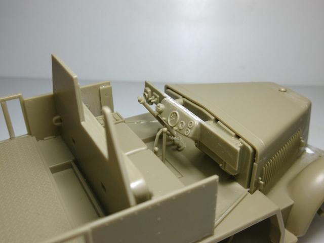 SD.KFZ. 8ton Flak 3.7cm Semi-chenillé 1/35 [ Tamiya ] 16021409263121038613973779
