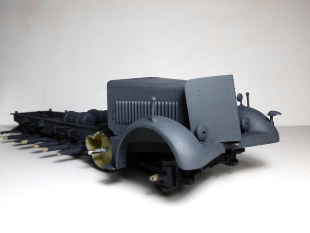SD.KFZ. 8ton Flak 3.7cm Semi-chenillé 1/35 [ Tamiya ] 16021506564321038613978247