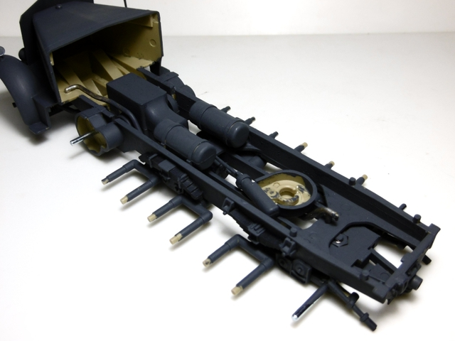 SD.KFZ. 8ton Flak 3.7cm Semi-chenillé 1/35 [ Tamiya ] 16021506565221038613978249