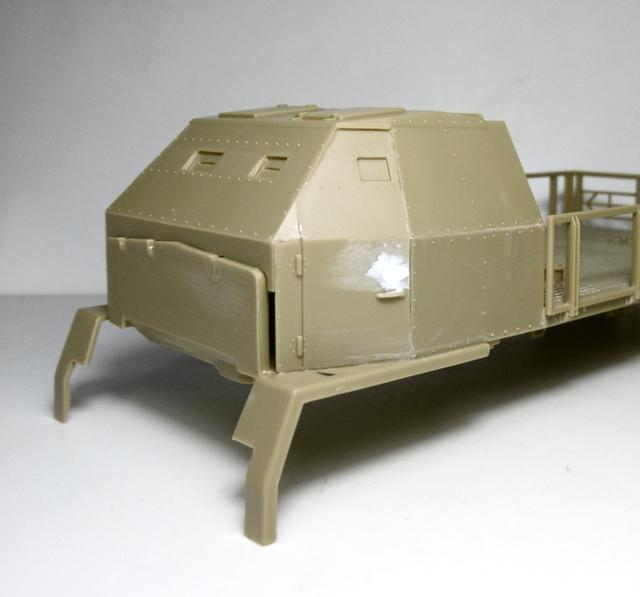 SD.KFZ. 8ton Flak 3.7cm Semi-chenillé 1/35 [ Tamiya ] 16021506570221038613978251