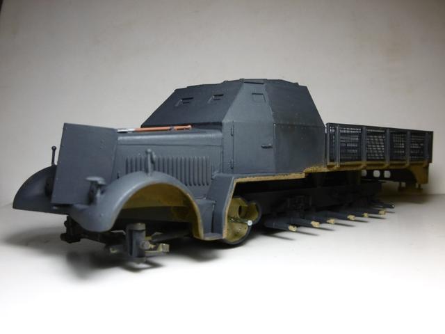 SD.KFZ. 8ton Flak 3.7cm Semi-chenillé 1/35 [ Tamiya ] 16021712512321038613981982