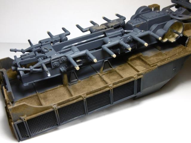 SD.KFZ. 8ton Flak 3.7cm Semi-chenillé 1/35 [ Tamiya ] 16021712514521038613981987