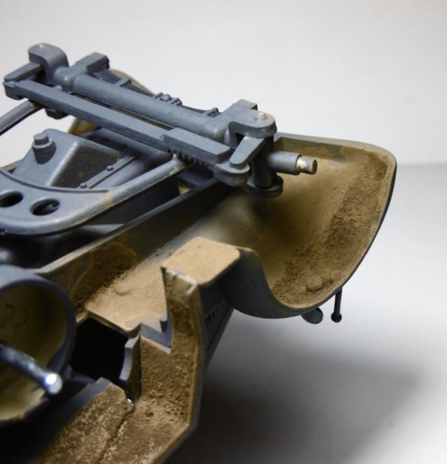 SD.KFZ. 8ton Flak 3.7cm Semi-chenillé 1/35 [ Tamiya ] 16021712515021038613981988