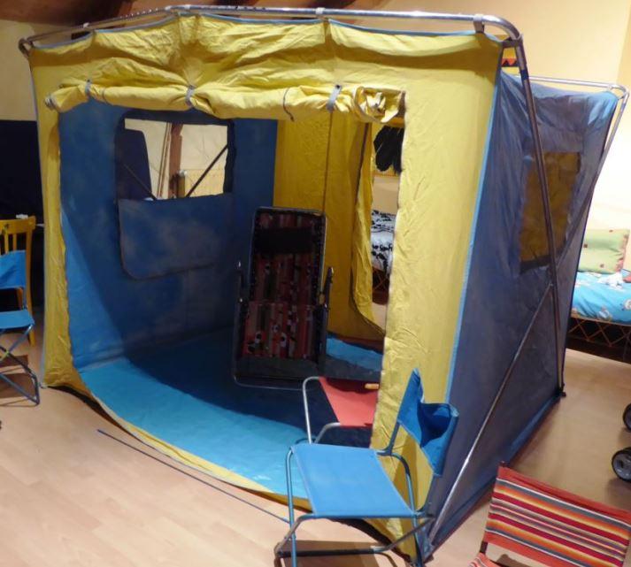 tent ASI Sophie 8
