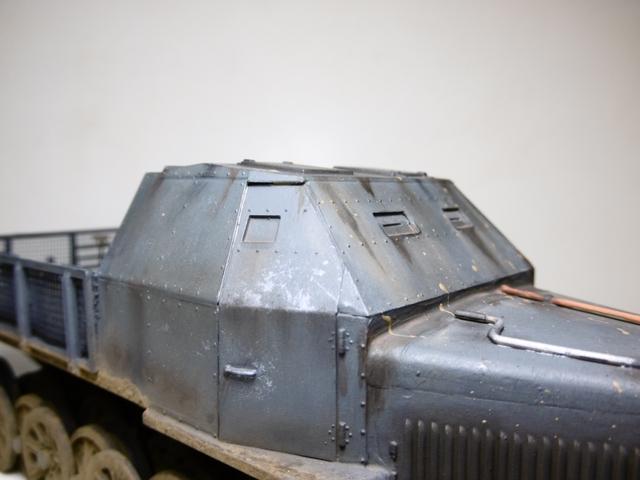 Sd.Kfz. 8 ton Flak 3.7cm [ TAMIYA 1/35° ] (Montage et Peinture en cours] - Page 2 16021901274921038613987273