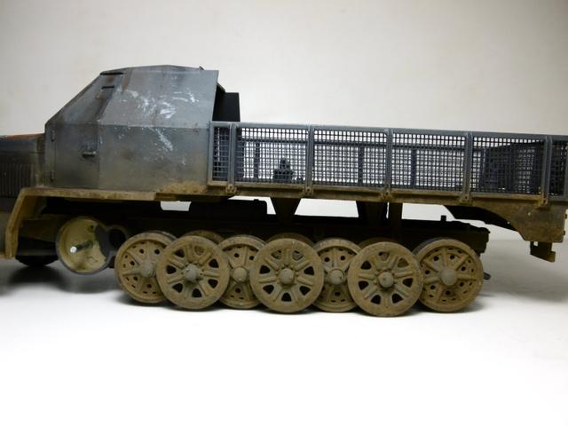 Sd.Kfz. 8 ton Flak 3.7cm [ TAMIYA 1/35° ] (Montage et Peinture en cours] - Page 2 16021901280121038613987275