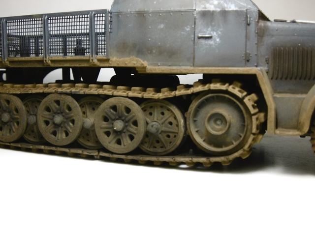 Sd.Kfz. 8 ton Flak 3.7cm [ TAMIYA 1/35° ] (Montage et Peinture en cours] - Page 2 16022009144321038613988943
