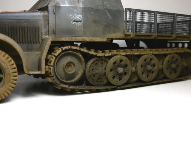 Sd.Kfz. 8 ton Flak 3.7cm [ TAMIYA 1/35° ] (Montage et Peinture en cours] - Page 2 16022009144921038613988944