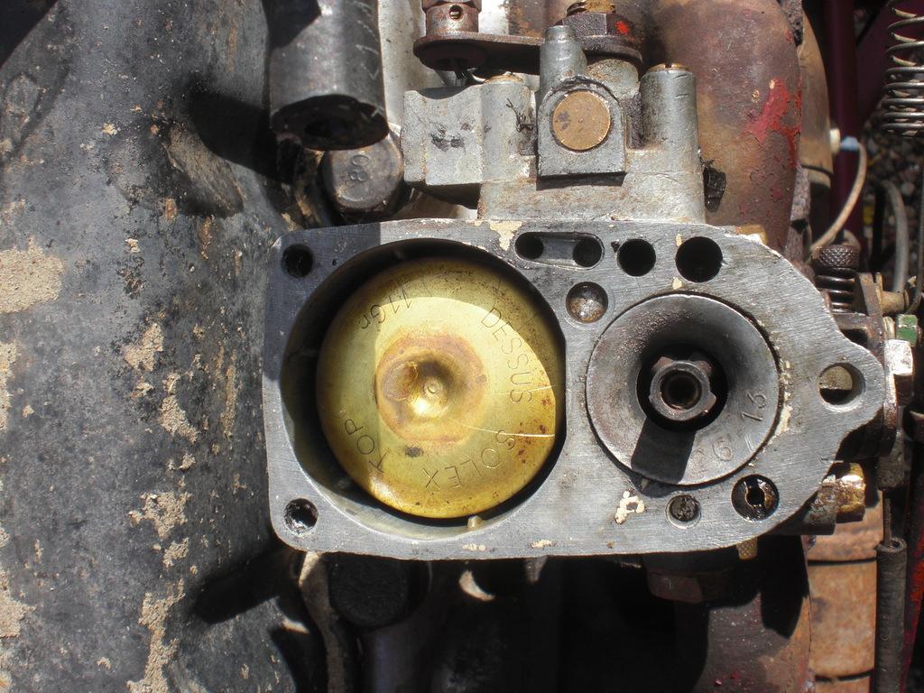 Joint carburateur solex 22ziac de pony moteur flash - Je joins ou je joints ...
