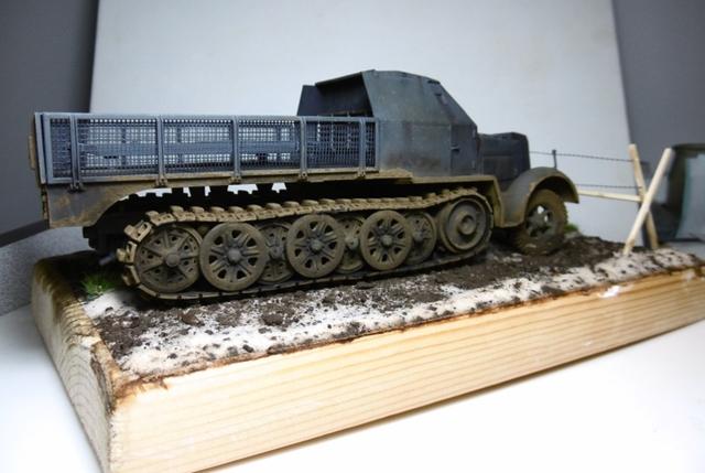 Sd.Kfz. 8 ton Flak 3.7cm [ TAMIYA 1/35° ] (Montage et Peinture en cours] - Page 2 16022109120021038613991644