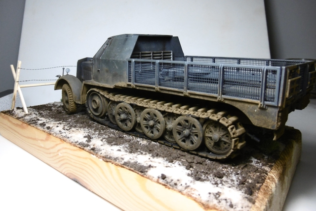 Sd.Kfz. 8 ton Flak 3.7cm [ TAMIYA 1/35° ] (Montage et Peinture en cours] - Page 2 16022109120521038613991645