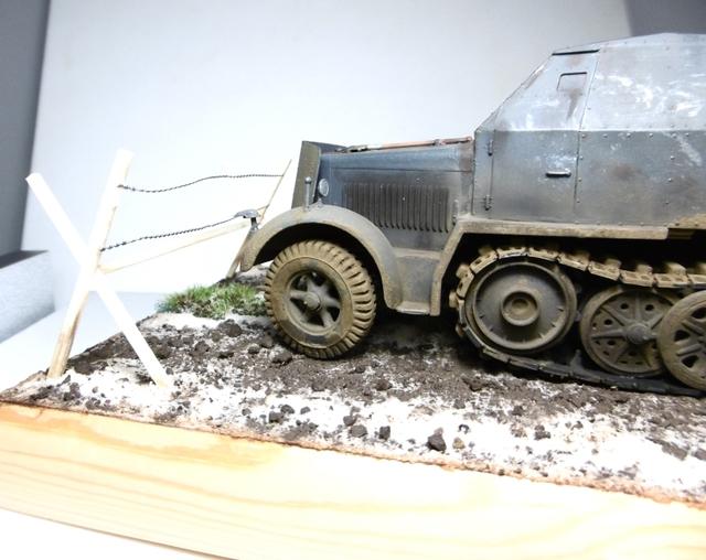 Sd.Kfz. 8 ton Flak 3.7cm [ TAMIYA 1/35° ] (Montage et Peinture en cours] - Page 2 16022109121121038613991646