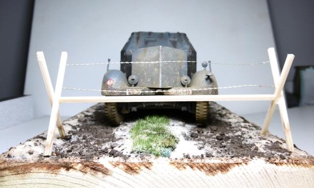 Sd.Kfz. 8 ton Flak 3.7cm [ TAMIYA 1/35° ] (Montage et Peinture en cours] - Page 2 16022109122221038613991649