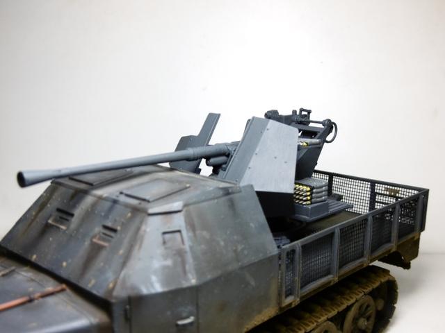 Sd.Kfz. 8 ton Flak 3.7cm [ TAMIYA 1/35° ] (Montage et Peinture en cours] - Page 2 16022310154921038613997777