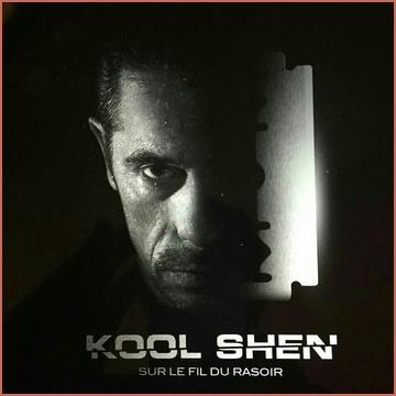 Kool Shen - Sur le Fil du Rasoir - 2016 - 320Kbps