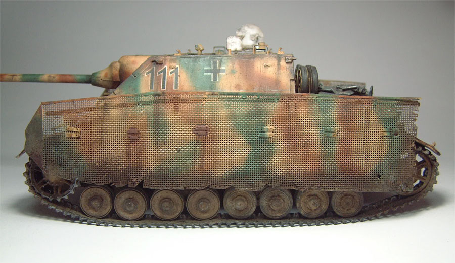 Panzer IV/70 (A) Sd.Kfz.162/1 - [HobbyBoss] - 1/35e 1602270449354769014011891
