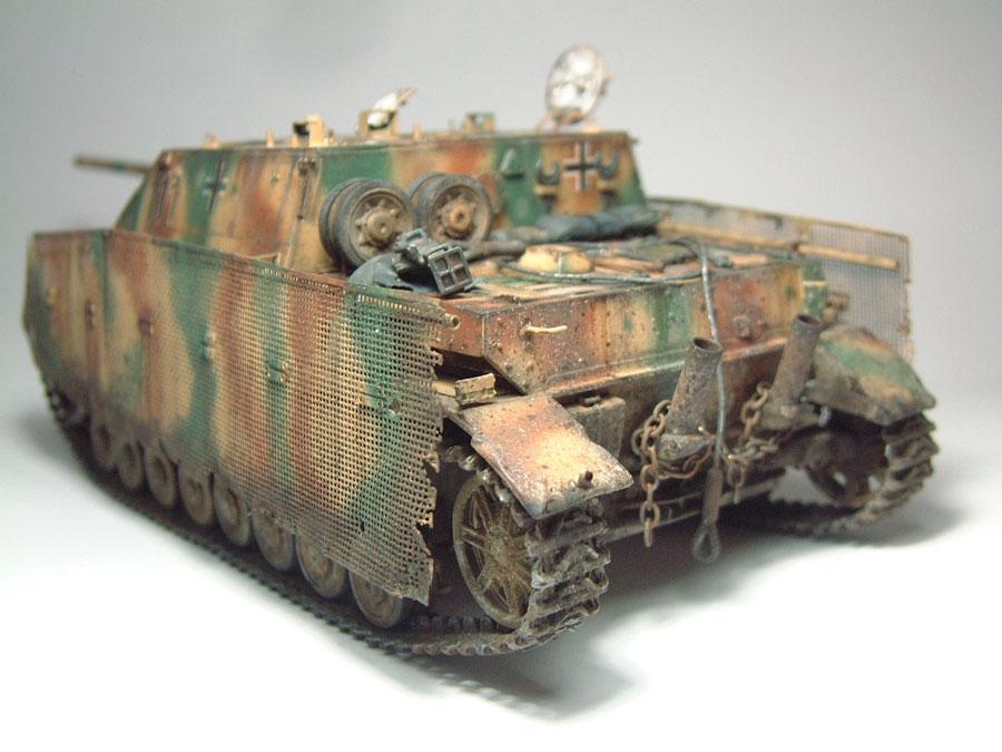 Panzer IV/70 (A) Sd.Kfz.162/1 - [HobbyBoss] - 1/35e 1602270449374769014011892