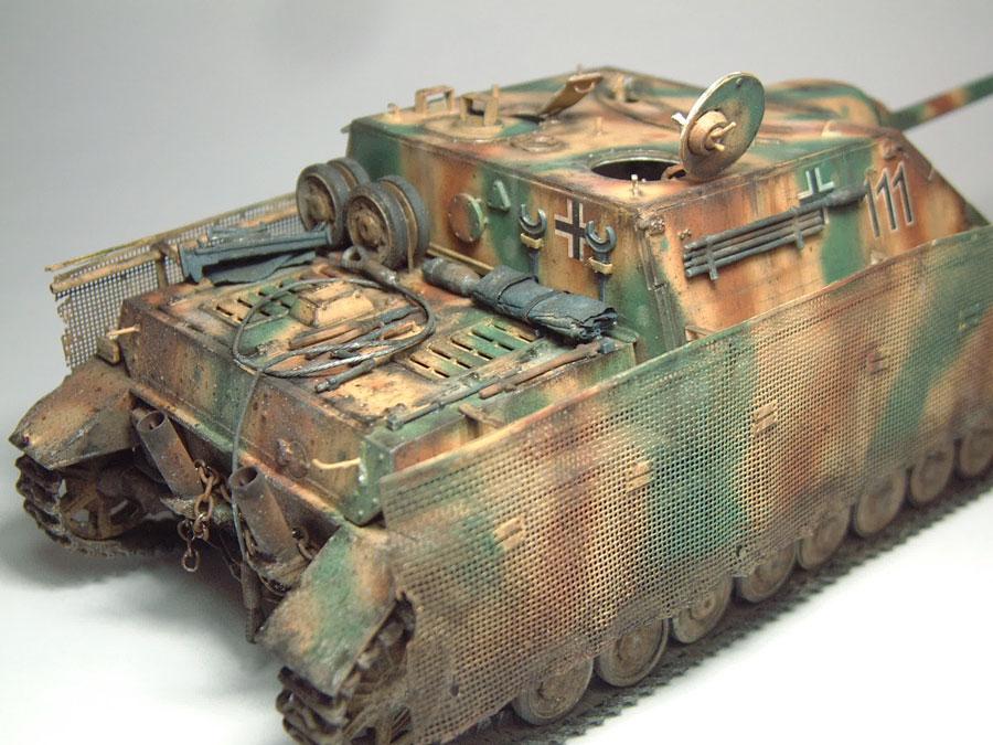 Panzer IV/70 (A) Sd.Kfz.162/1 - [HobbyBoss] - 1/35e 1602270449394769014011893