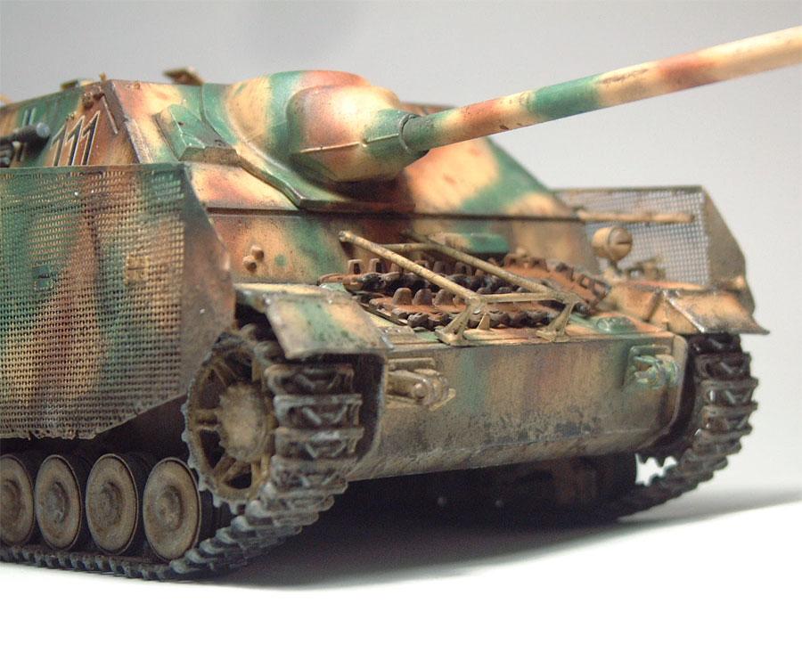 Panzer IV/70 (A) Sd.Kfz.162/1 - [HobbyBoss] - 1/35e 1602270449484769014011897