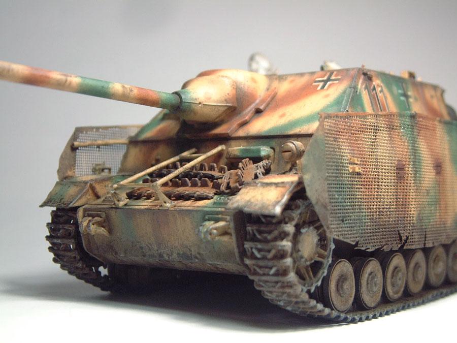 Panzer IV/70 (A) Sd.Kfz.162/1 - [HobbyBoss] - 1/35e 1602270449494769014011898