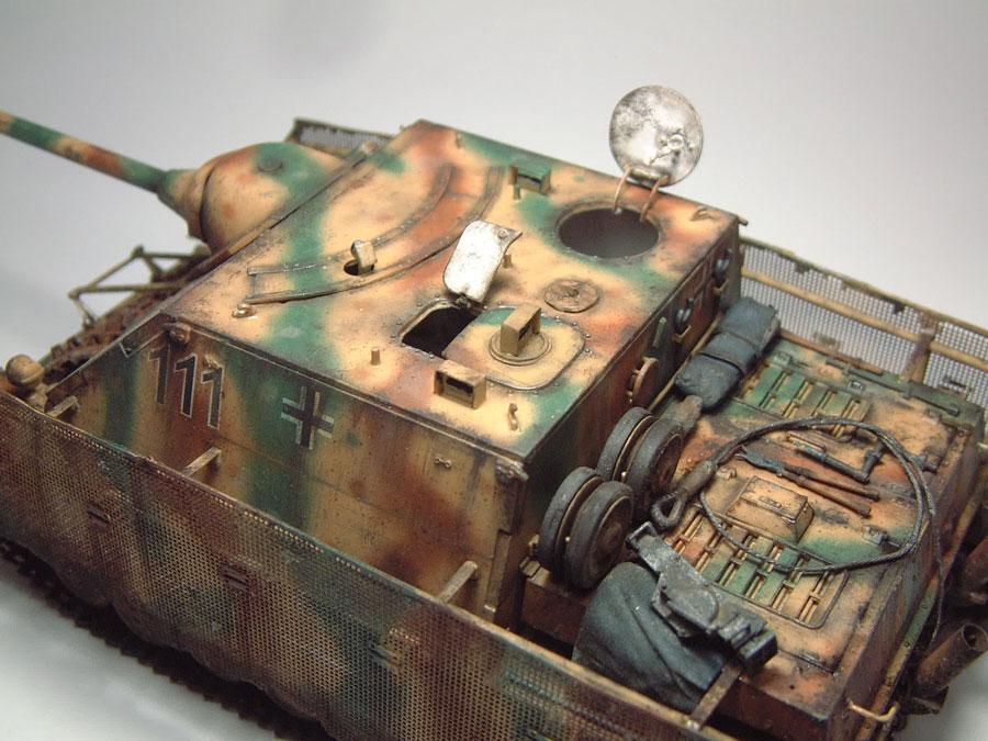 Panzer IV/70 (A) Sd.Kfz.162/1 - [HobbyBoss] - 1/35e 1602270449584769014011902