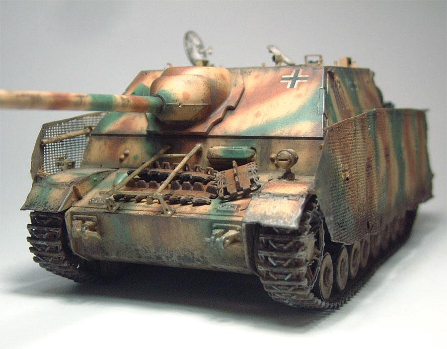 Panzer IV/70 (A) Sd.Kfz.162/1 - [HobbyBoss] - 1/35e 1602270450004769014011903