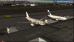 160221_KPDX-CYVR - Bild03_KPDX-CYVR-Next2AlaskaAir