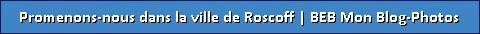 Se rendre sur Promenons-nous dans la ville de Roscoff | BEB Mon Blog-Photos