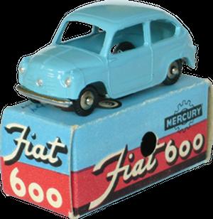 Fiat 600 Mercury