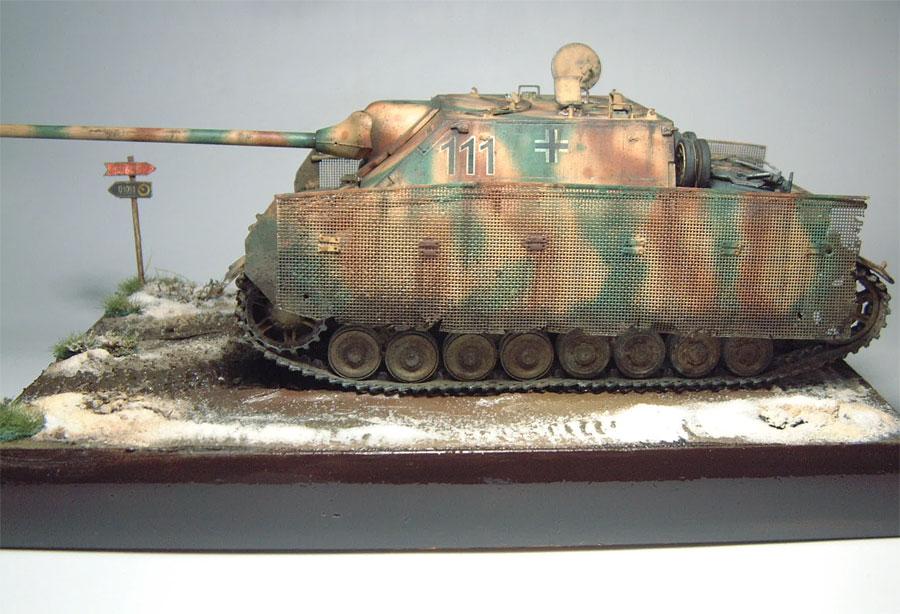 Panzer IV/70 (A) Sd.Kfz.162/1 - [HobbyBoss] - 1/35e 1603030938084769014024634