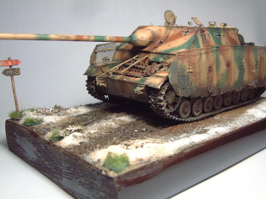 Panzer IV/70 (A) Sd.Kfz.162/1 - [HobbyBoss] - 1/35e 1603030938104769014024635