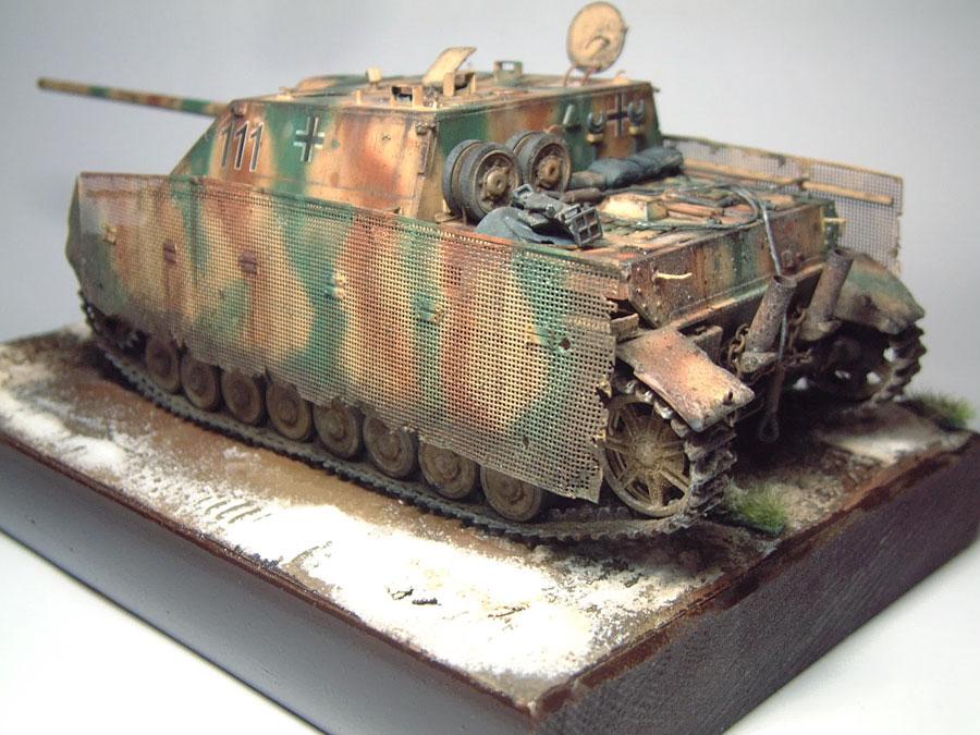 Panzer IV/70 (A) Sd.Kfz.162/1 - [HobbyBoss] - 1/35e 1603030938124769014024636