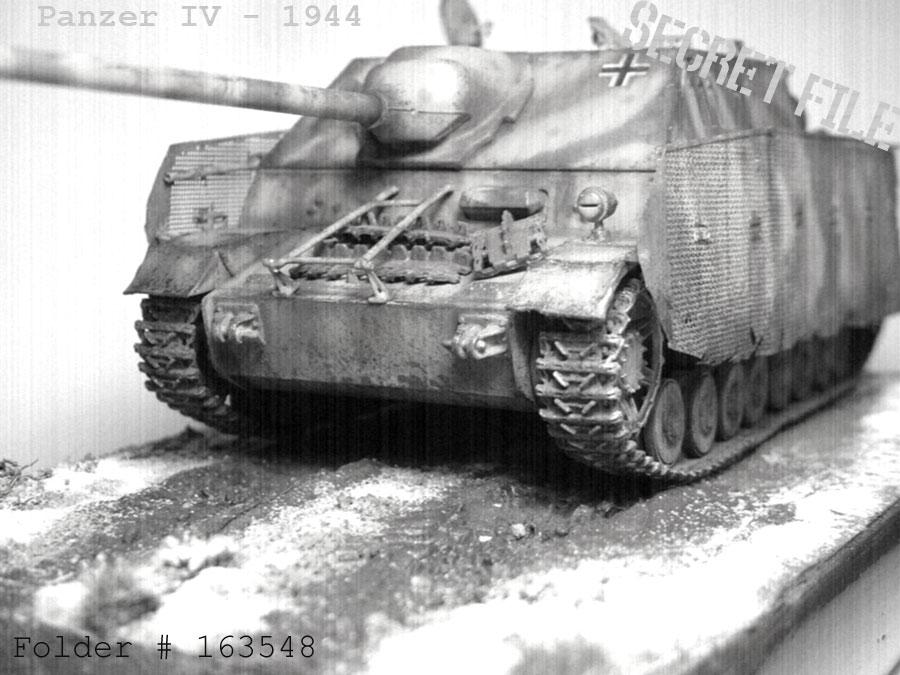 Panzer IV/70 (A) Sd.Kfz.162/1 - [HobbyBoss] - 1/35e 1603030938194769014024639