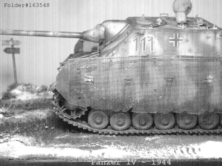 Panzer IV/70 (A) Sd.Kfz.162/1 - [HobbyBoss] - 1/35e 1603030938224769014024640
