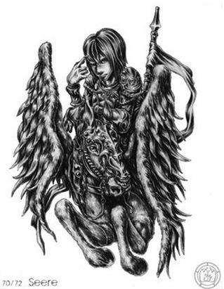 (B) Trouver Vos Anges Gardiens/Animal Totem 16030808215620653514037243