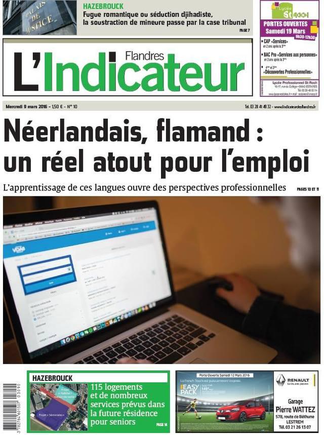 De relatie tussen het Frans-Vlaams en het Nederlands - Pagina 4 16030901525614196114042805