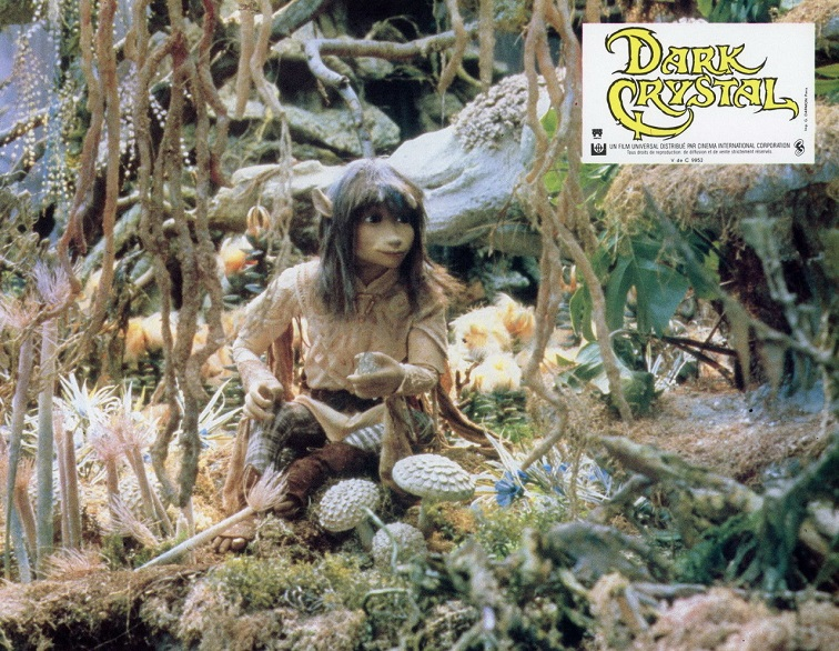 ALBUM PHOTO : DARK CRYSTAL (1982) dans ALBUM PHOTO 16031905250015263614071430