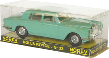 Rolls-Royce Silver Shadow Norev