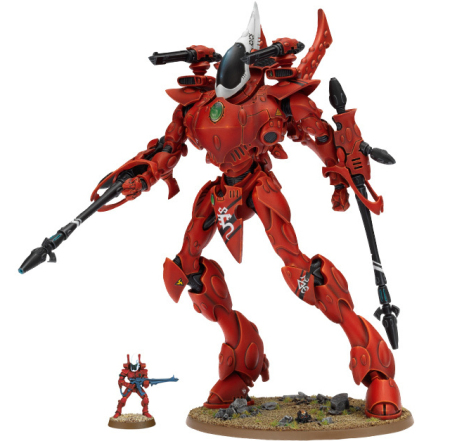 "Eldar Wraithknight ""games workshop"" la mouline69 16032506380820481814097190"