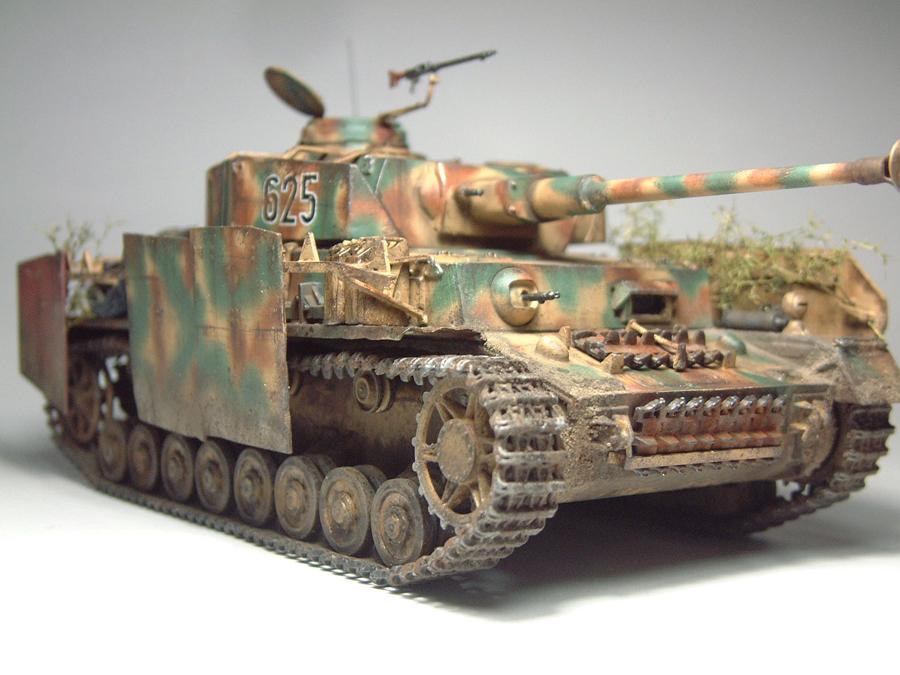 Panzer IV Ausf.H - 1/35e - [Italeri] 1603280815484769014103909
