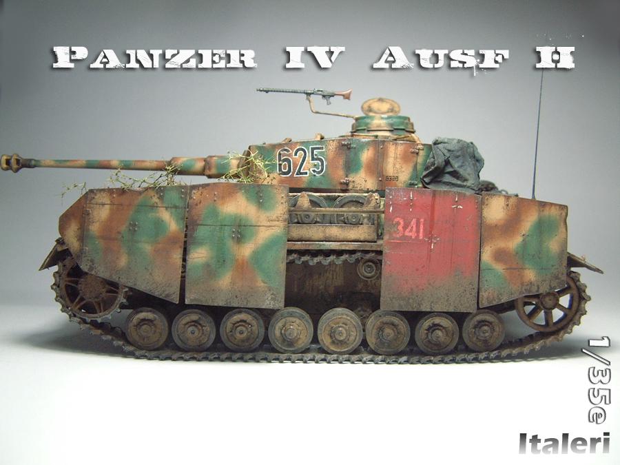 Panzer IV Ausf.H - 1/35e - [Italeri] 1603280816004769014103911