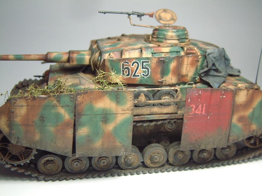 Panzer IV Ausf.H - 1/35e - [Italeri] 1603280816064769014103912