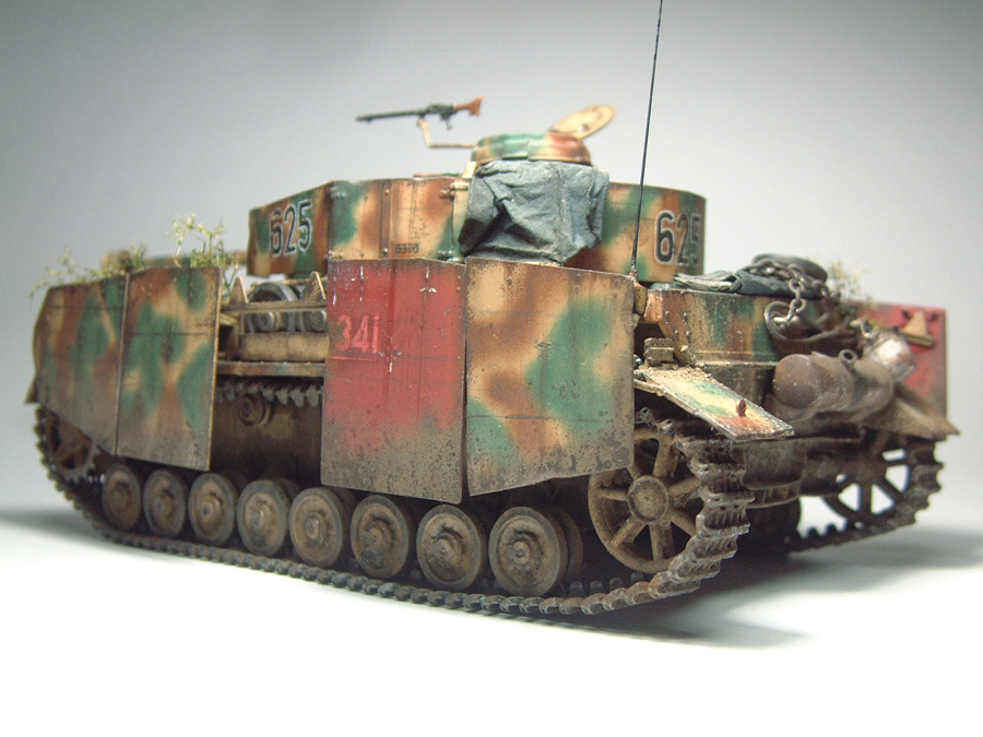 Panzer IV Ausf.H - 1/35e - [Italeri] 1603280816104769014103913
