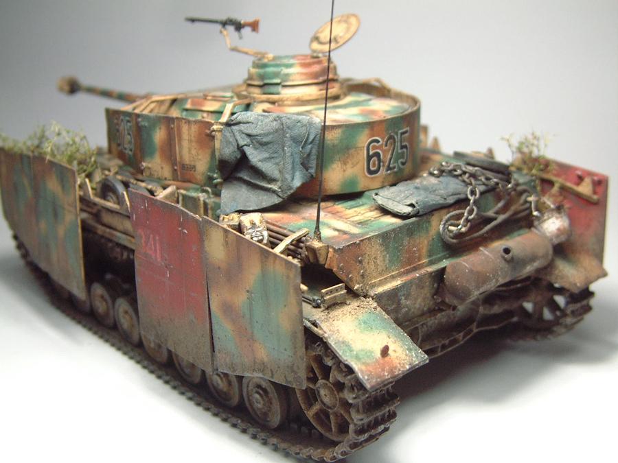 Panzer IV Ausf.H - 1/35e - [Italeri] 1603280816154769014103915