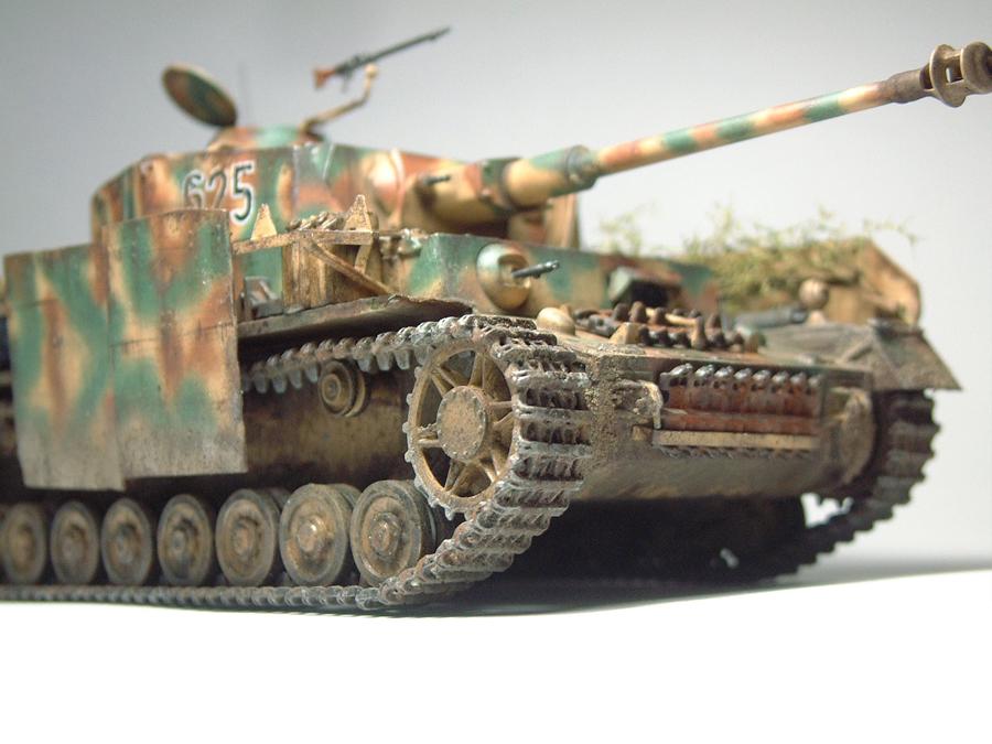 Panzer IV Ausf.H - 1/35e - [Italeri] 1603280816294769014103918
